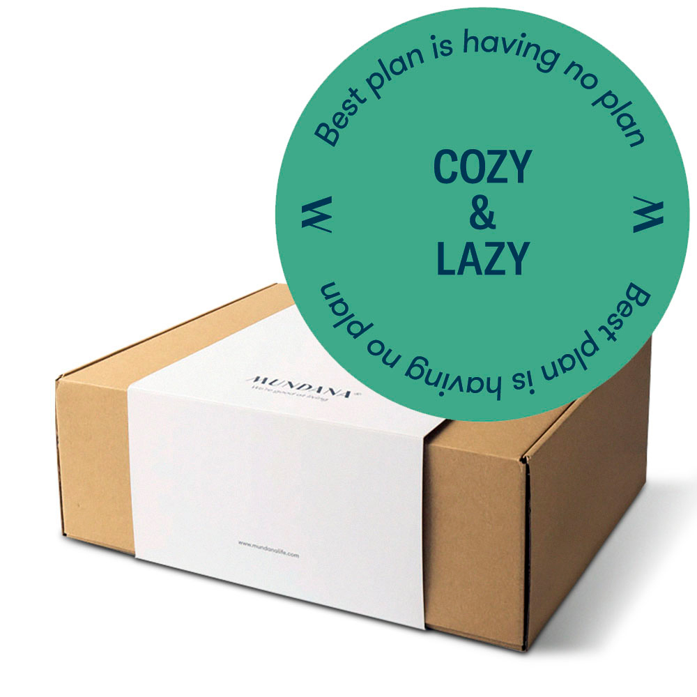 COZY & LAZY - Best plan is having no plan
